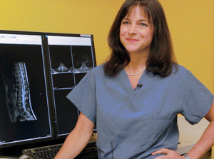 Dr. Monica Wehby, pediatric neurosurgeon, is among the Republican candidates turning up the emotions in campaign ads.