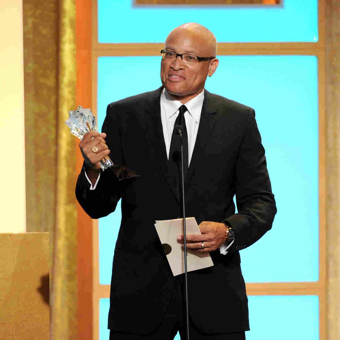 'Senior Black Correspondent' Larry Wilmore Takes Colbert Slot