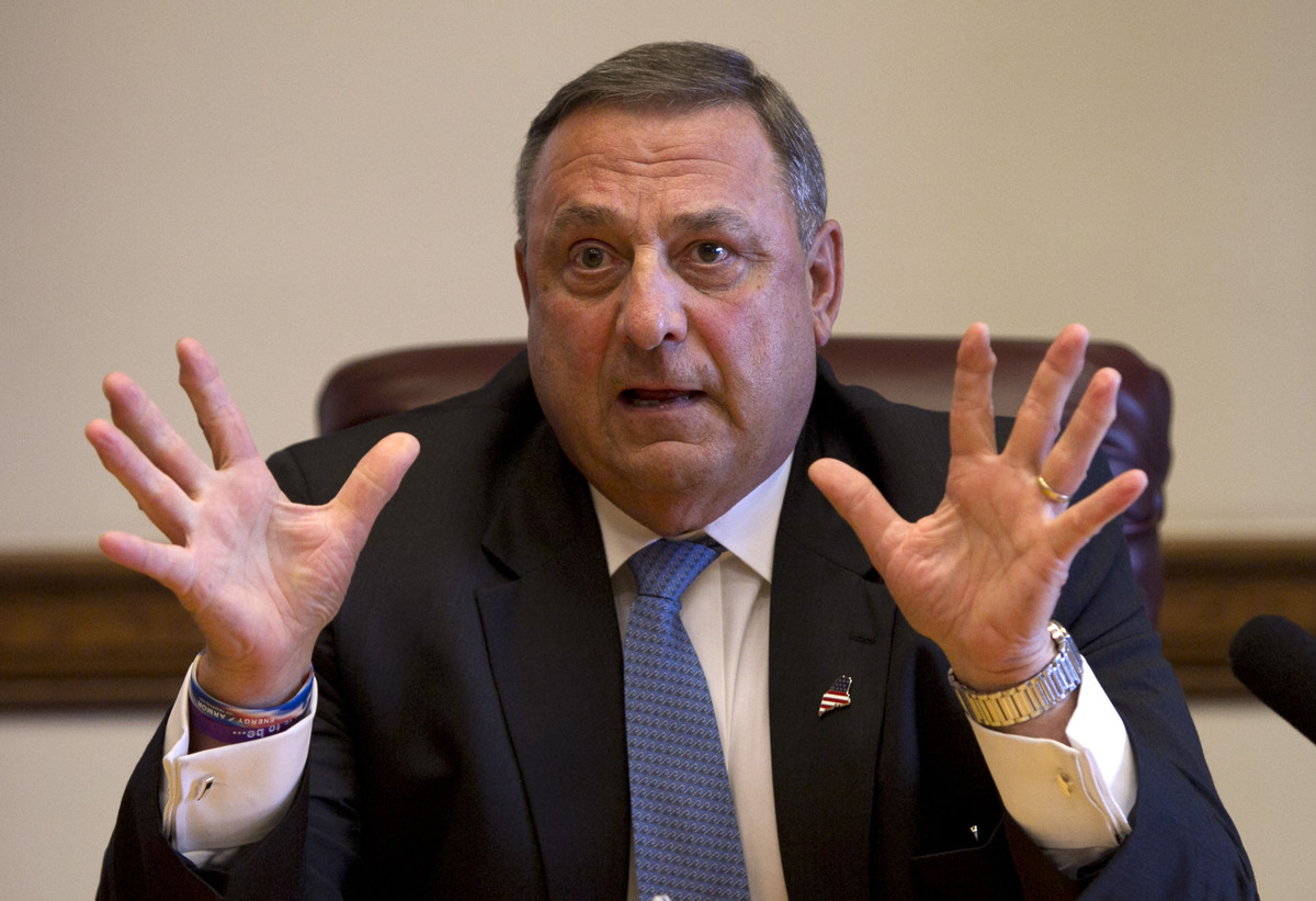 Despite Objections, Maine Governor Acts On Food Stamp
