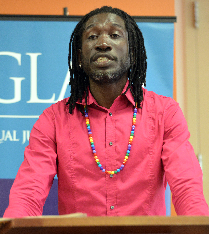 'Nowhere To Go,' Ugandan LGBT Activist Applies For Asylum In U.S.