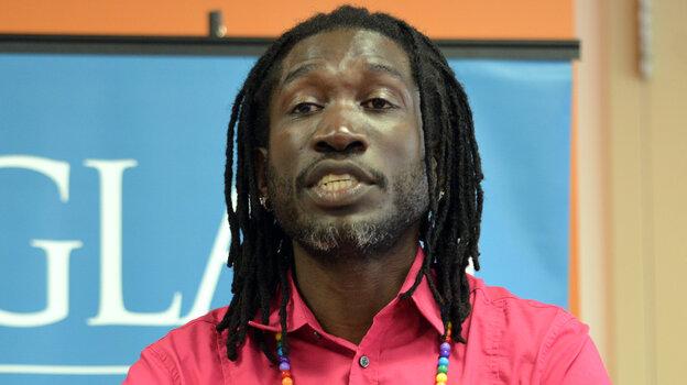 No plce to go: uganand activist