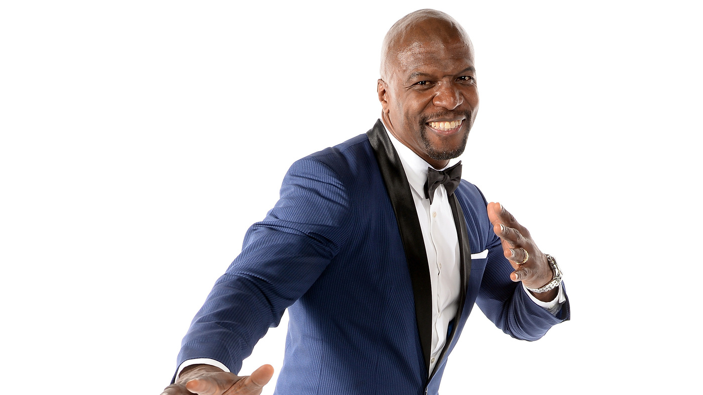 Terry Crews Art >> No One Wants To Be With The Marlboro Man: Terry Crews On 'Manhood' : NPR