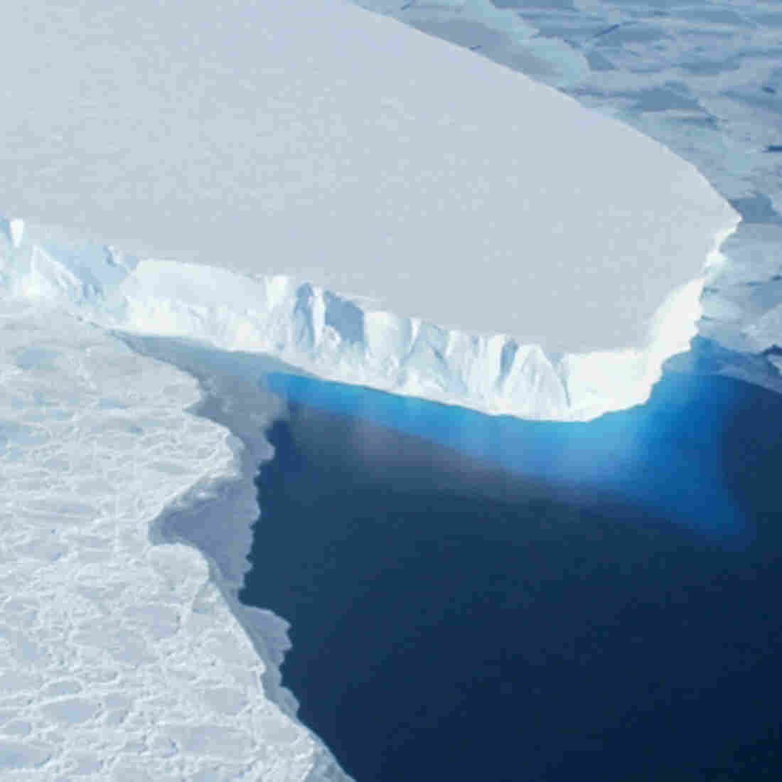 Melting Of Antarctic Ice Sheet Might Be Unstoppable
