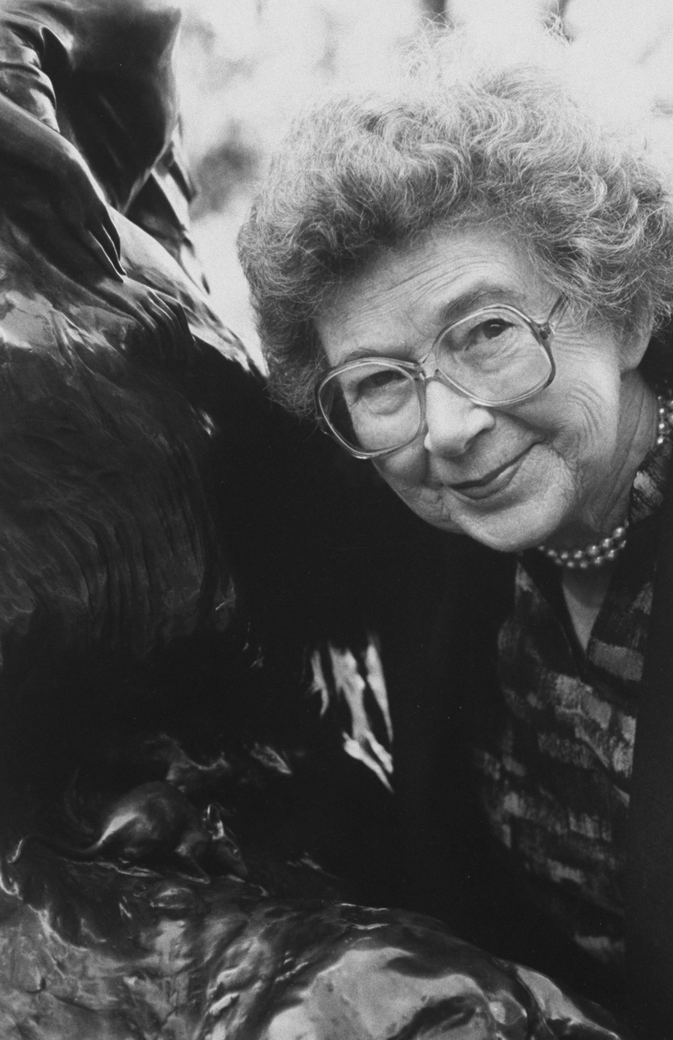 Beverly Cleary was the author behind many beloved characters, including Henry Huggins, Ellen Tebbits, Otis Spofford, and Beezus and Ramona Quimby (as well as Ribsy, Socks and Ralph S. Mouse). (Terry Smith/Time )