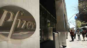Pfizer is pursuing British drugmaker AstraZeneca, in part because it wants to lower its tax rate by moving its headquarters to London.