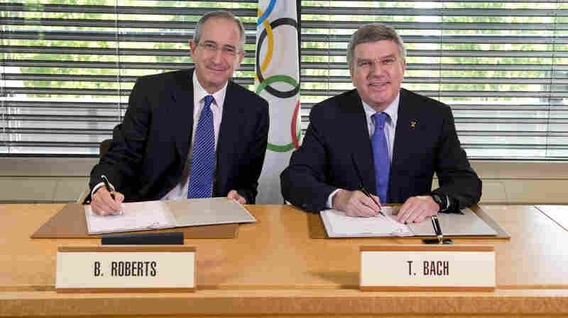 The Olympics: A Modern Day World's Fair (And Money Magnet)