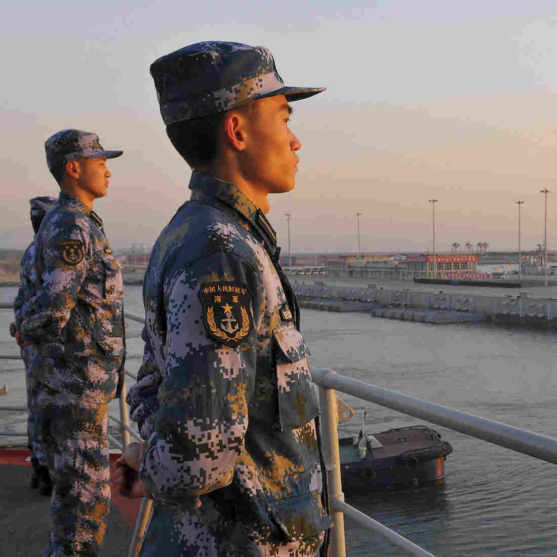 China Puts Brass On Trial In Fight Against Military Corruption