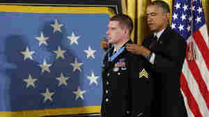 Medal Of Honor Recipient Dodged Bullets To Help Wounded Soldiers