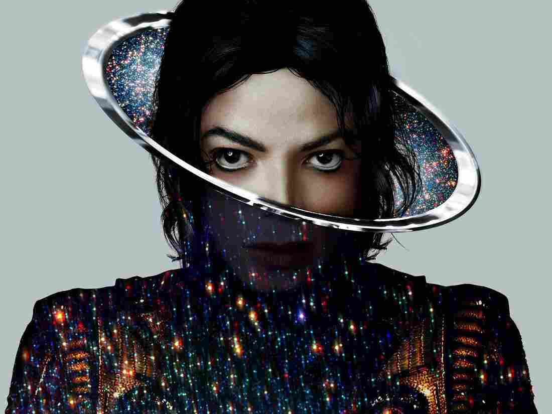 "The deluxe version of Xscape features Michael Jackson's original demos, before the songs were ""contemporized"" for the album."