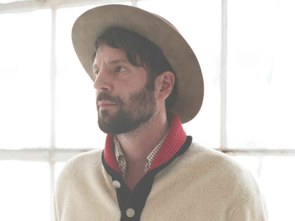Ray LaMontagne's new album is called Supernova.