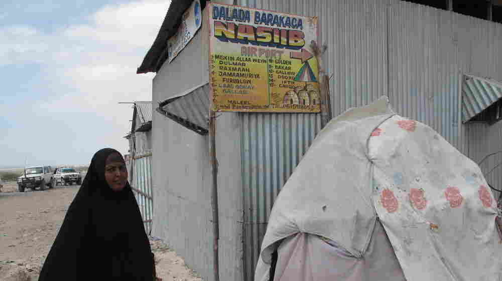 In Somalia, Collecting People For Profit