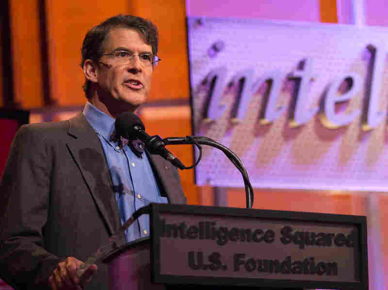"Eben Alexander describes a near-death experience he had in 2008 while arguing in favor of the motion ""Death Is Not Final."""