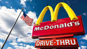 McDonald's was the featured sponsor of the annual meeting of the California Dietetic Association in 2014.