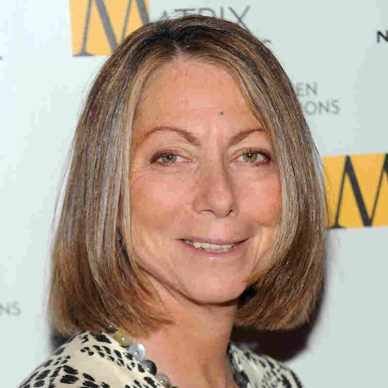 'New York Times' Replaces Jill Abramson As Executive Editor