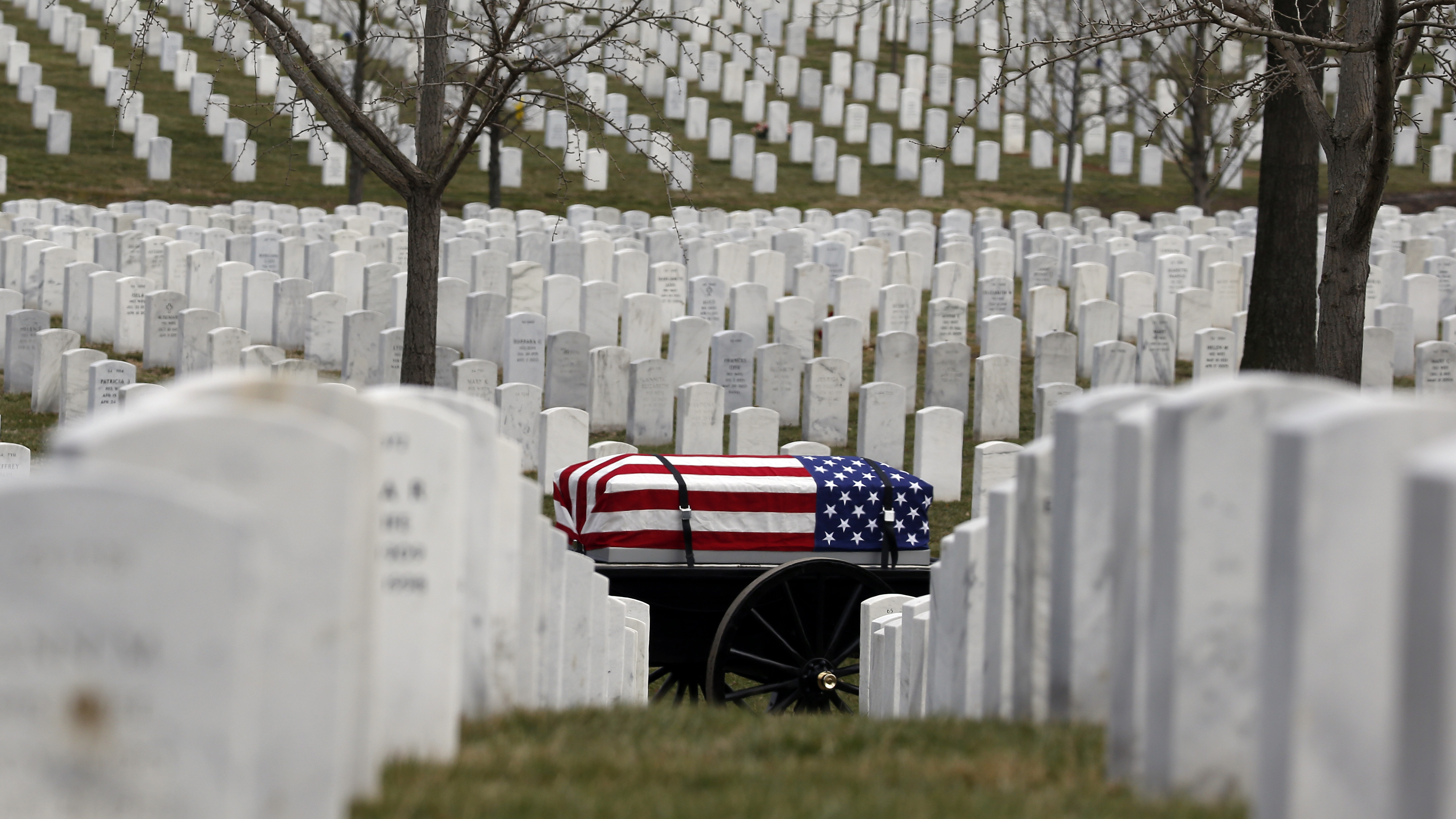 US Military - Voices From The Tomb - Arlington National Cemetery