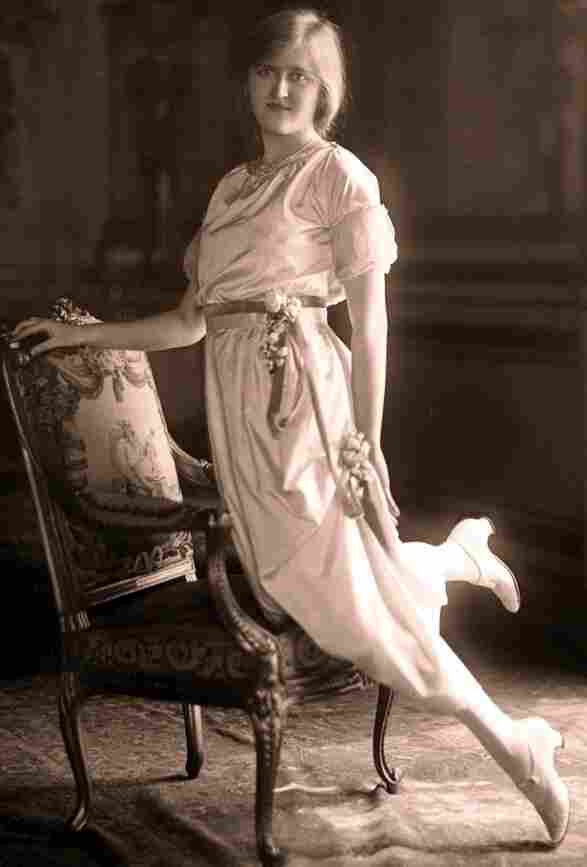 Huguette Clark poses for a photograph in her debutante days. She was 104 when she died in 2011. (Photo from the book Empty Mansions)