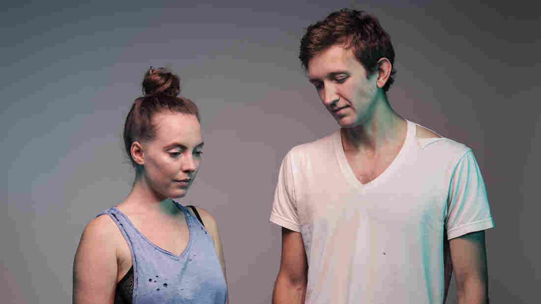 Vocalist Amelia Meath and electronic musician Nick Sanborn are Sylvan Esso.