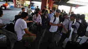 Chinese Nationals Flee Vietnam As Unrest Intensifies