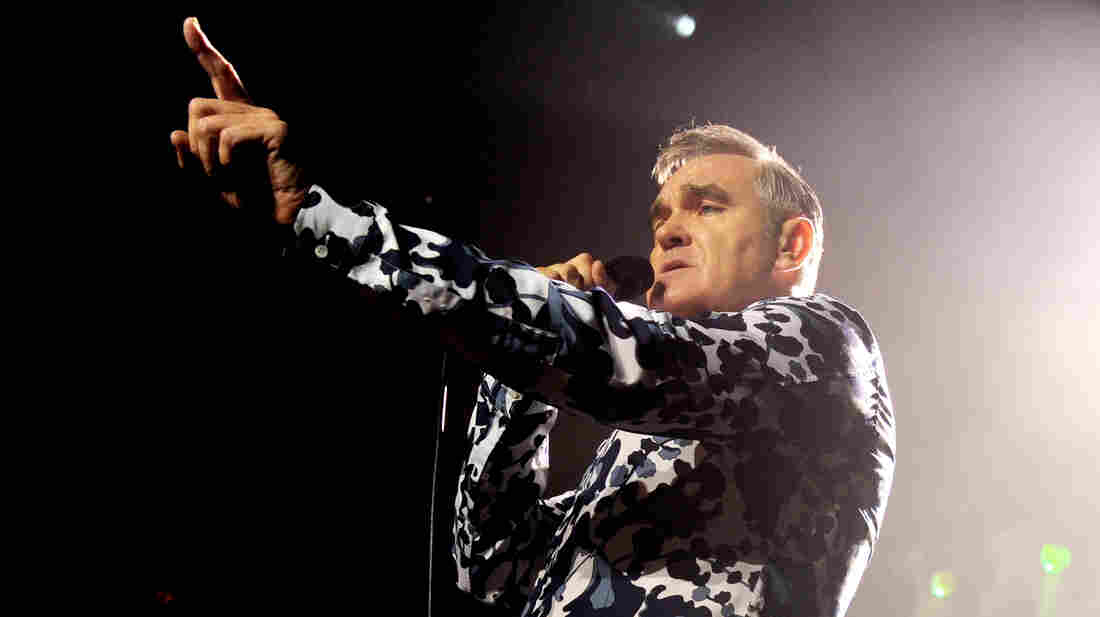 Morrissey's new album doesn't come out until July, and one of his diehard fans is already worried about starting the backlash.