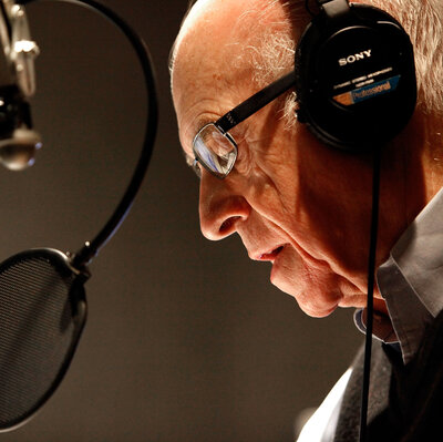 'I've Enjoyed Every Minute Of It': Carl Kasell On His 60 Years In Radio