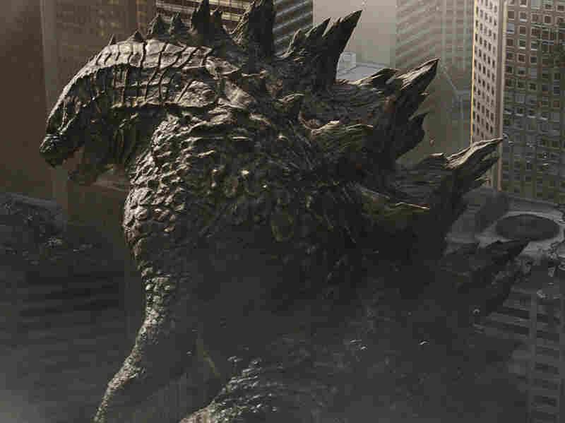 Godzilla. You know, from Godzilla.