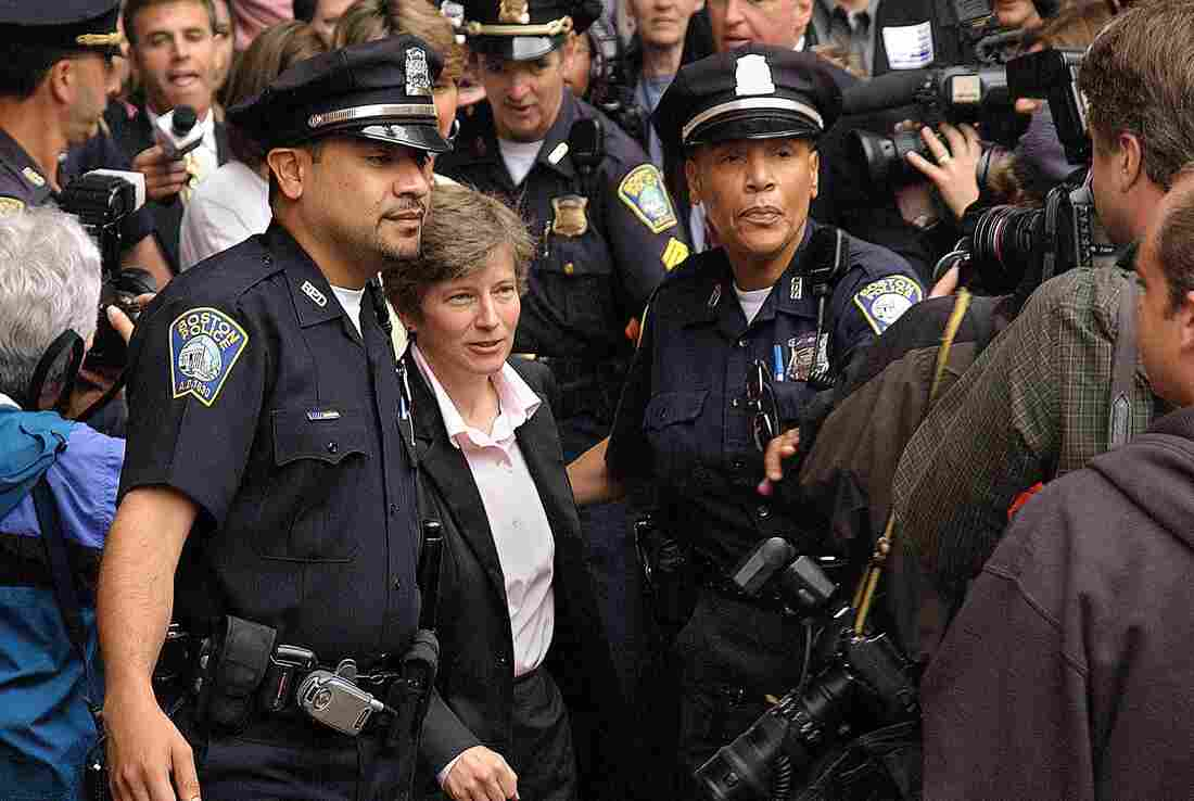 The morning of May 17, 2004, attorney Mary Bonauto headed into City Hall in Boston, where some of the plaintiffs in the state's same-sex marriage suit were applying for a marriag