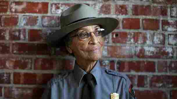 Betty Reid Soskin, 92, is the oldest active full-time National Park Service ranger in the United States. She and her colleagues at the Rosie the Riveter World War II Home Front National Historical Park are preparing to unveil new permanent exhibits at the park on May 24.