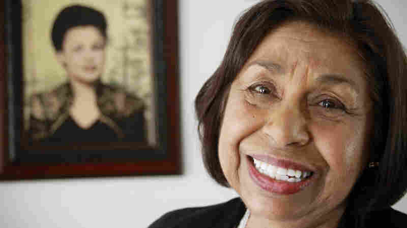 Sylvia Mendez was a young girl in the 1940s when her parents fought for Latinos to have access to white schools in the California court case Mendez v. Westminster. They won in 1947.