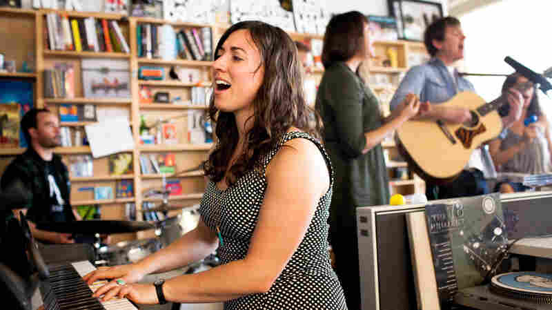 Ages And Ages: Tiny Desk Concert
