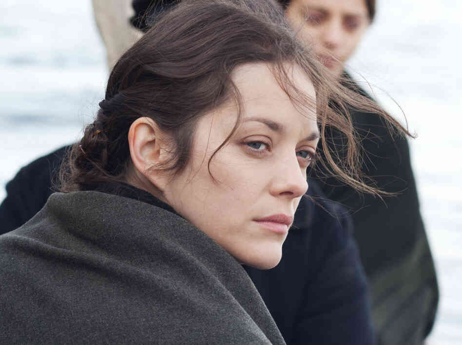 Marion Cotillard stars in The Immigrant.