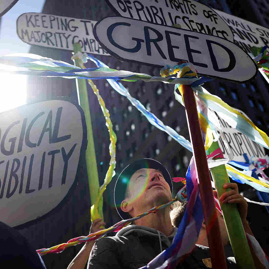 The Merits Of Income Inequality: What's The Right Amount?