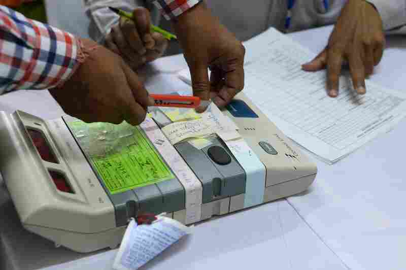 How Do You Count 500 Million Votes? A Look At India's ...