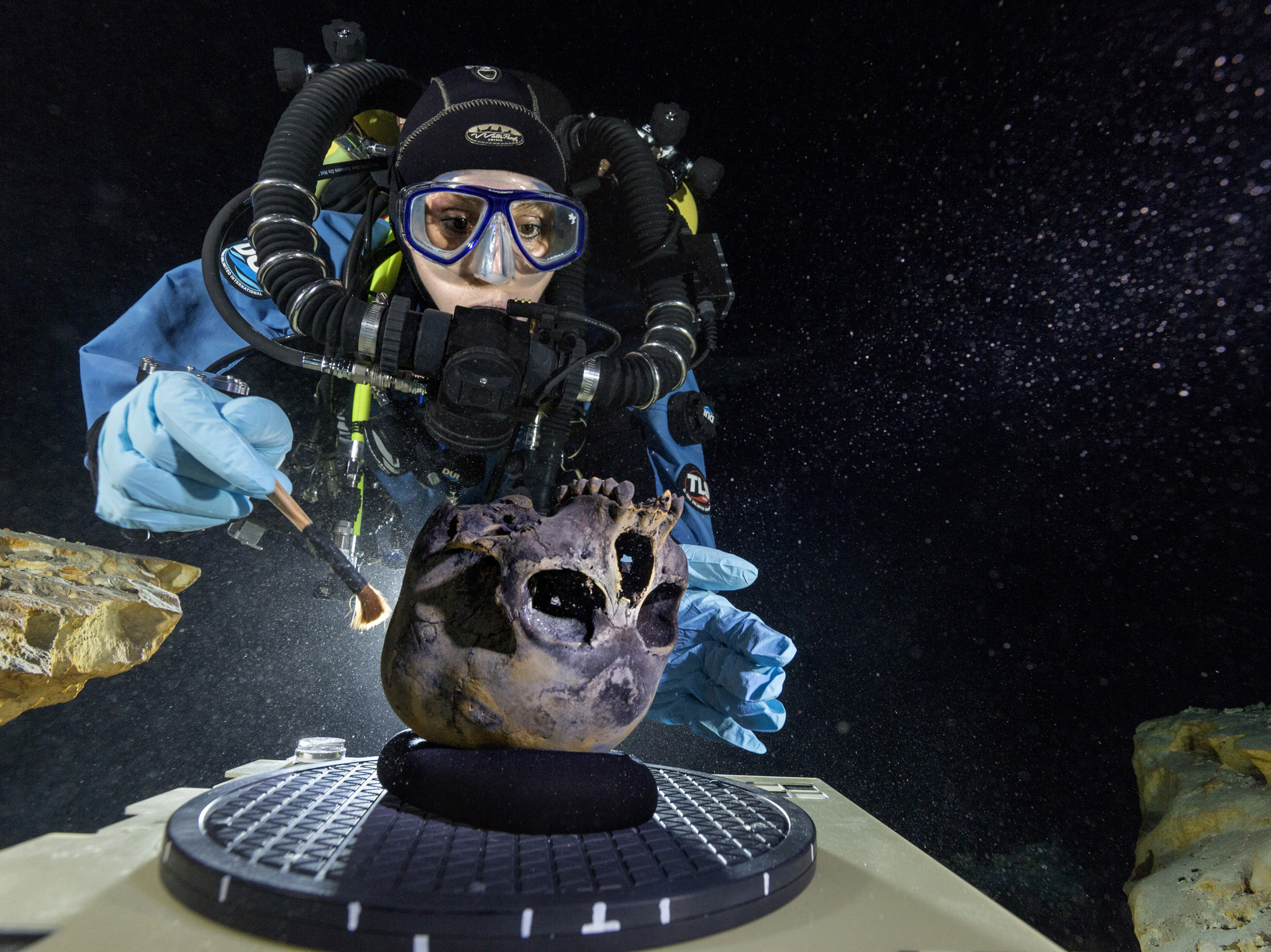 Ancient Skeleton In Mexico Sheds Light On Americas Settlement