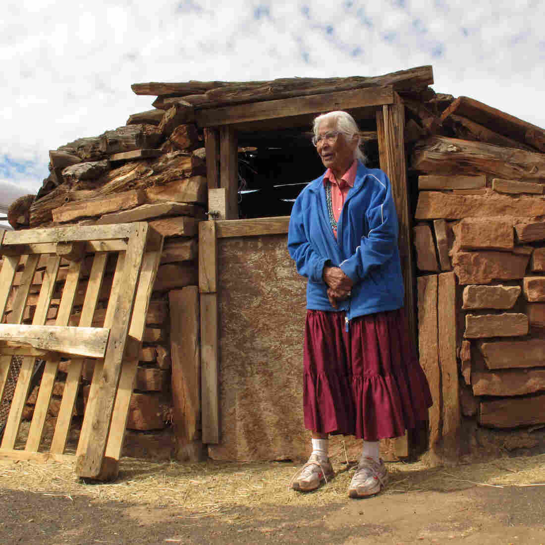 Federal Government Jeopardizes Navajo Family's Ties To Its Home