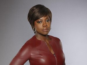 ABC's How To Get Away With Murder stars Oscar nominee Viola Davis.