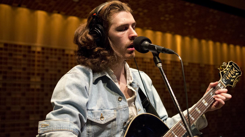 Talking Blues With Hozier, A One-Man Irish Invasion : NPR