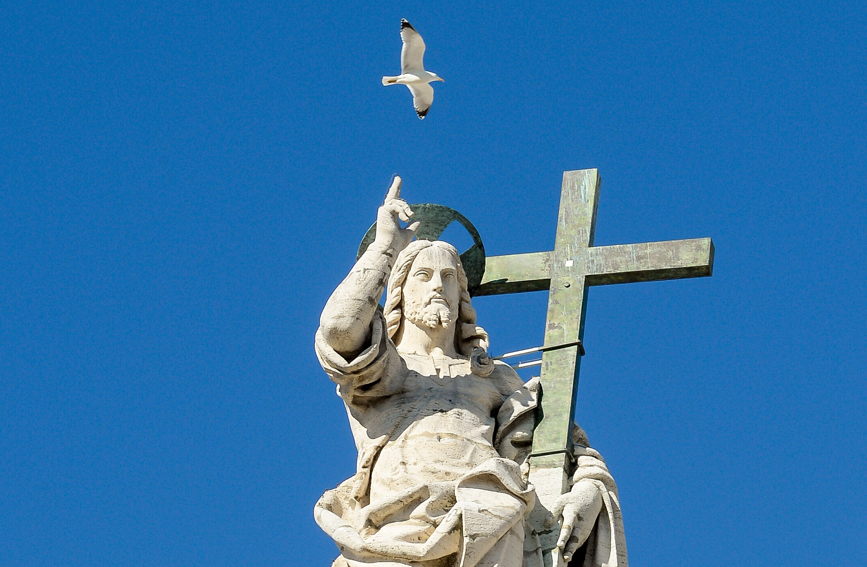 Book News: If Jesus Dictates A Book To You, Who Holds The Copyright?