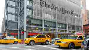A 'New York Times' Shake-Up, But Not The One You're Thinking Of