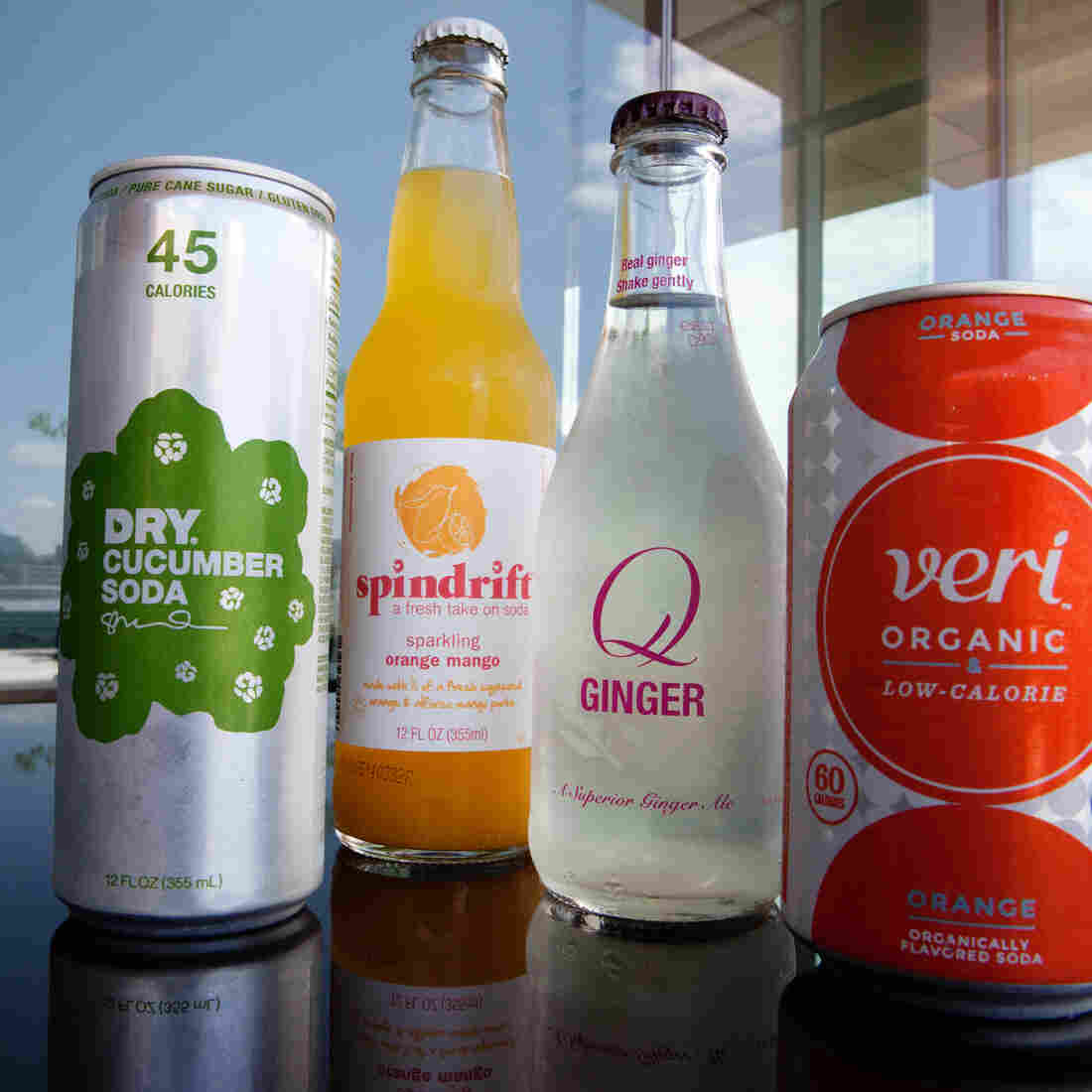Will Soda Lovers Drink To Less Sugar?