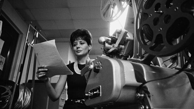 NBC News' Barbara Walters in 1965.