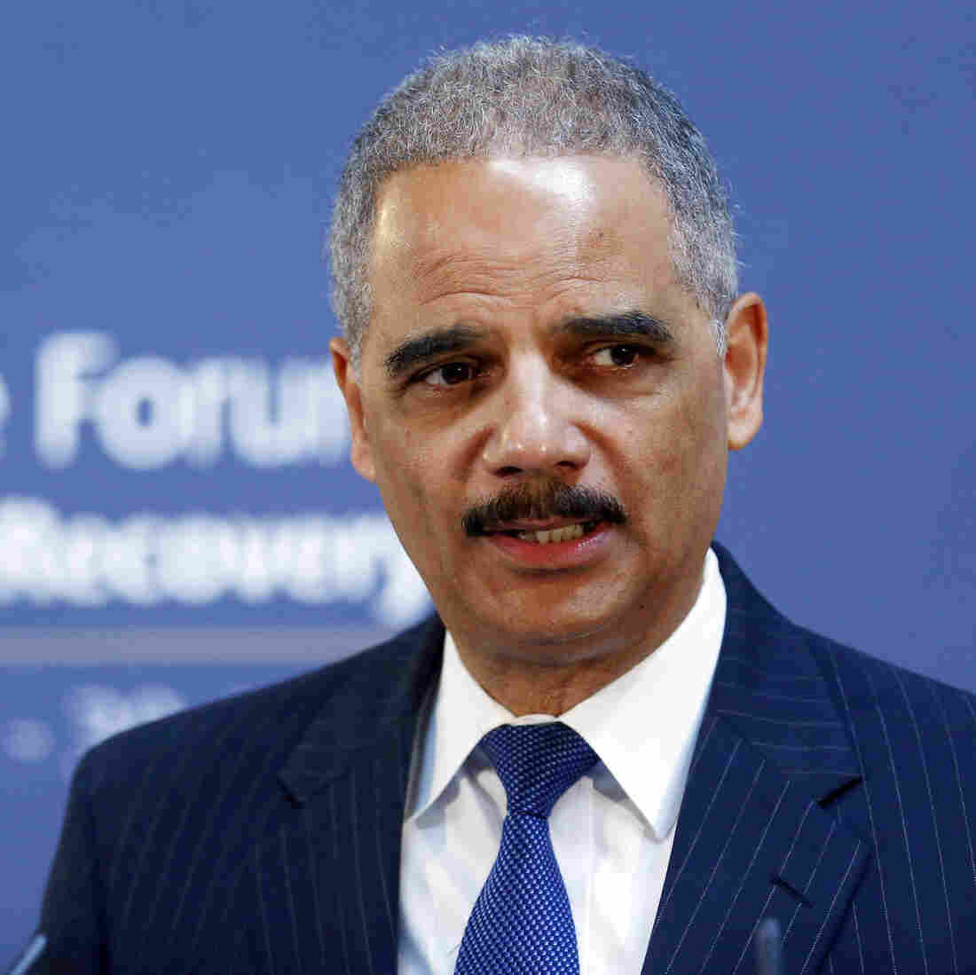 Holder: Subtle Racism Is Greater Threat Than 'Outbursts Of Bigotry'