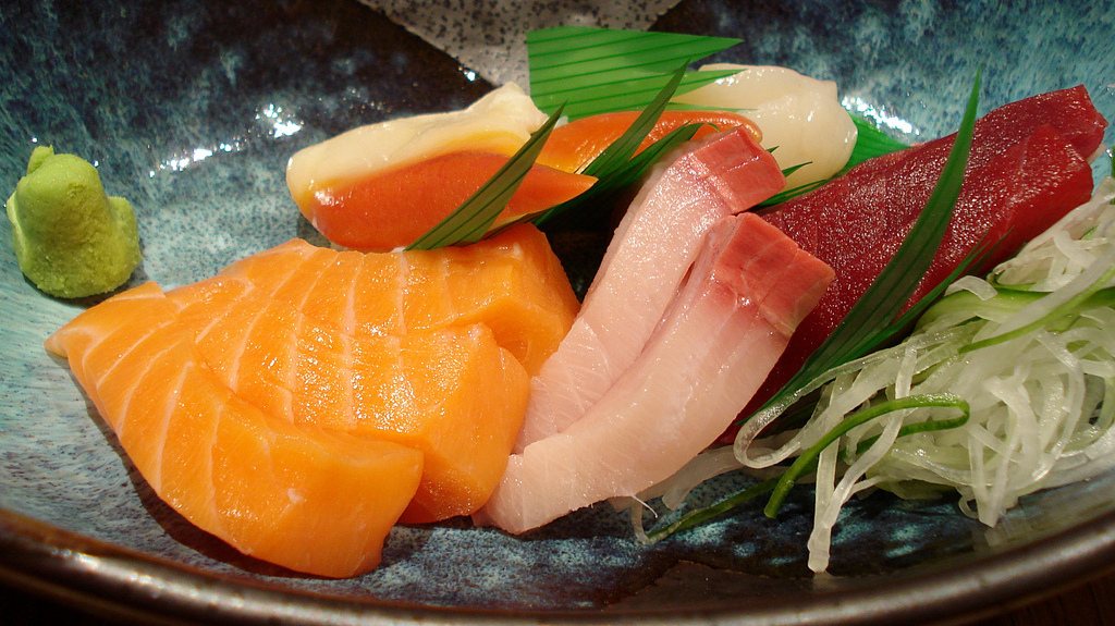 Sushi 39 s secret why we get hooked on raw fish the salt npr for Is sushi raw fish