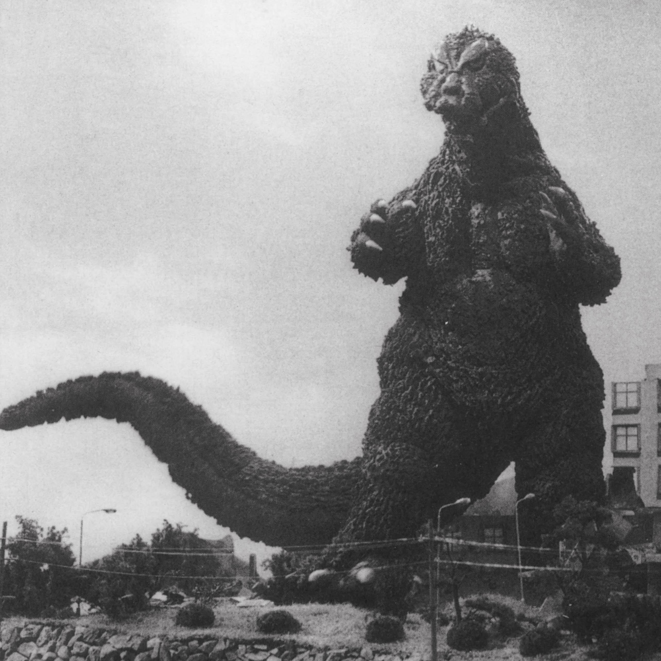 Godzilla Gay 110