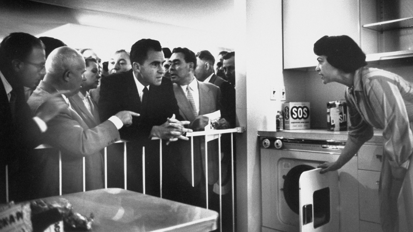 How Russia's Shared Kitchens Helped Shape Soviet Politics : The ...