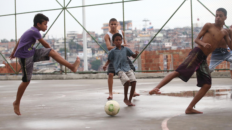 For Brazils Soccer Stars Careers Often Begin On Makeshift Fields - Brazil's tallahassee