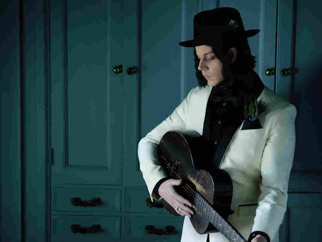 Jack White explores the magic in happenstance on his second solo album, Lazaretto.