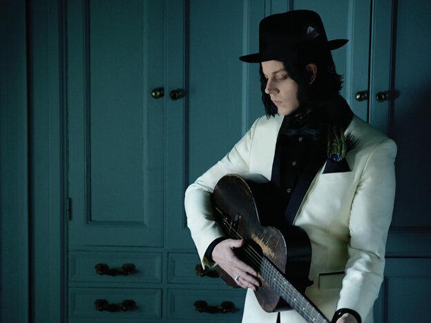 Jack White explores the magic in happenstance on his second solo album, Lazaretto.