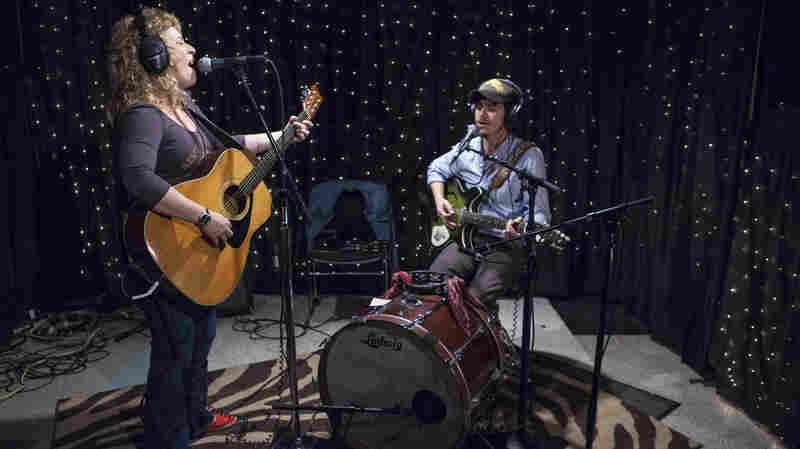 Shovels & Rope perform on KEXP.