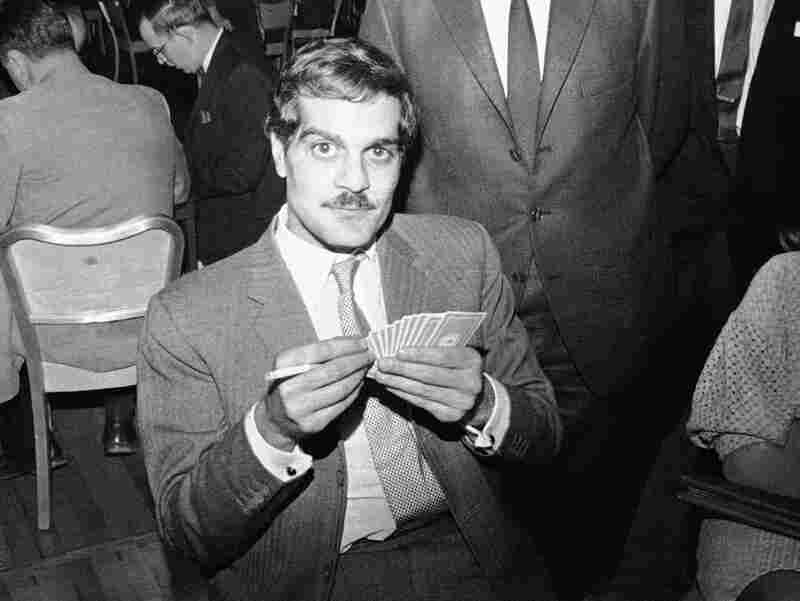 Sharif was an avid card player, specializing in contract bridge — which gave a certain realism to his poker scenes in Funny Girl.