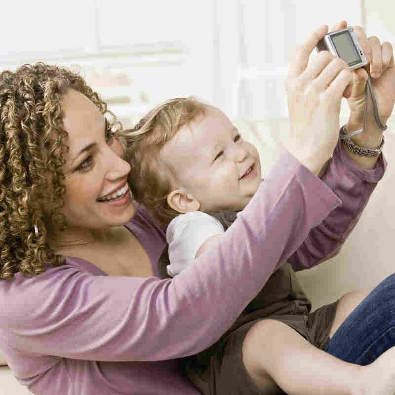 What Those Baby Photos On Social Media Can Teach Us About Moms